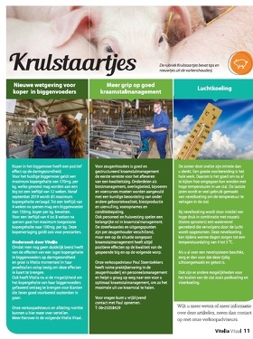 Krulstaartjes | april 2019